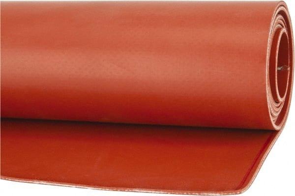 guma silikonowa czerwona