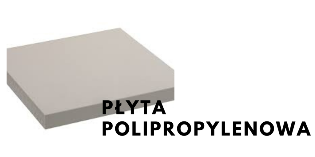 Płyta polipropylenowa PP